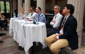 The future gatekeepers panel at ESOF2014