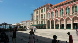 Republic square, Split