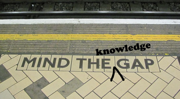 Open access - mind the gap