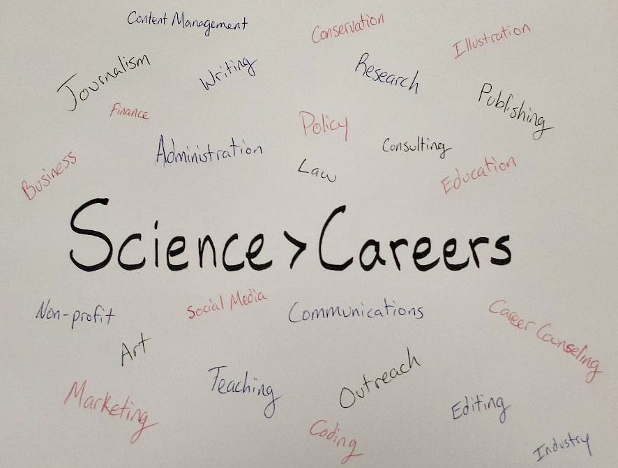 You don't have to be a Scientist to work with science