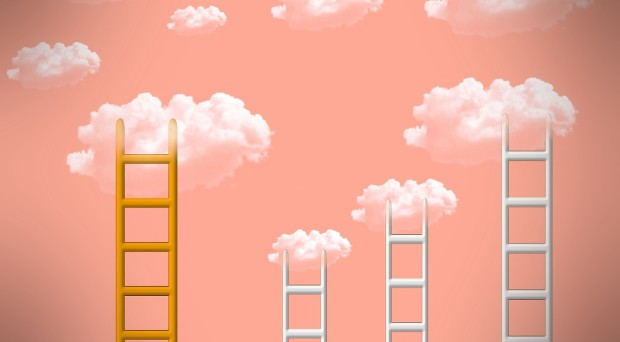 Climbing the career ladder to get to your dream job