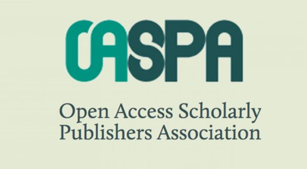 COASP 2016 was hosted by the Open Access Scholarly Publishers Association