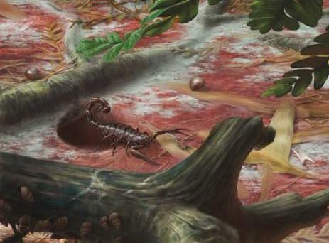 Permian scorpions1