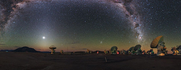 European Southern Observatory (Flickr, CC)