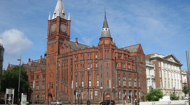 Victoria Gallery and Museum, Liverpool