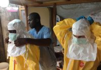 dressign to combat ebola