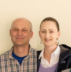 Diane Saunders & Dave Hodson
