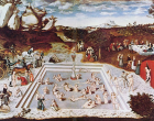 The Fountain of Youth, Lucas Cranach the Elder