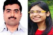 Vikram Saini and Kamini Gautam