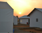 Professor Goodfellow travelled to Sierra Leone after seeing harrowing coverage of the Ebola crisis.