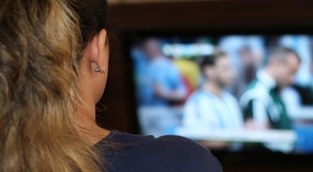 Studying on the sofa? How watching TV could impact school grades