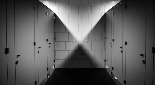 Investigating the use of blue lights in public washrooms to deter drug use