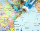 vaccines and africa istock