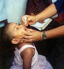 Polio child - wikipedia