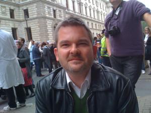 Simon Denegri, National Director within the NIHR, UK