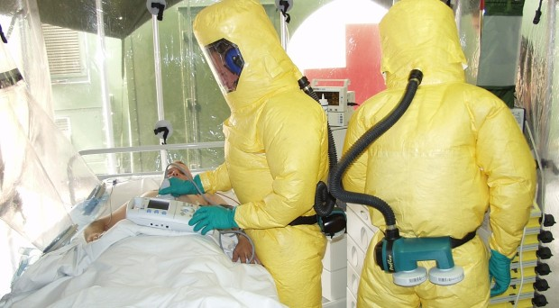Working to understand Ebola transmission